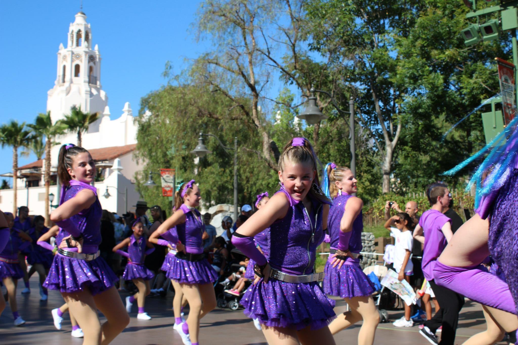 Summer In L.A. Disney Intensive