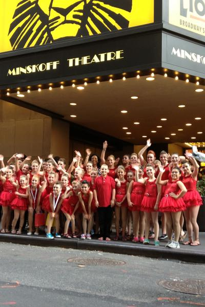 Broadway Bound Nyc Summer Intensive 118
